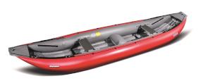 Nafukovacie kanoe BARAKA